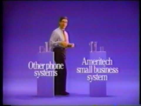 Ohio Bell  - Telephone System  - Commercial (1989)