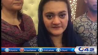 Mian Nawaz Sharif aur Maryam nawaz Ko Aitsaab Adalat Ki Janib Se Saza