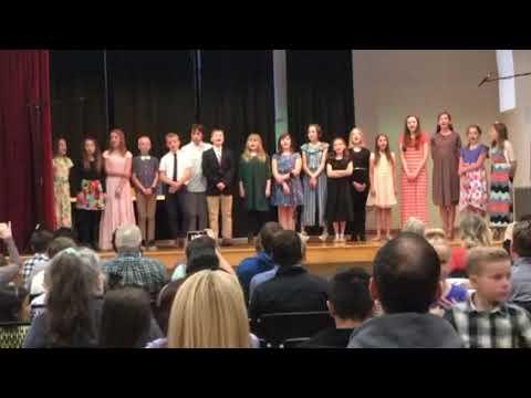 Liahona Preparatory Academy 2019 Fifth/Sixth Grade Graduation