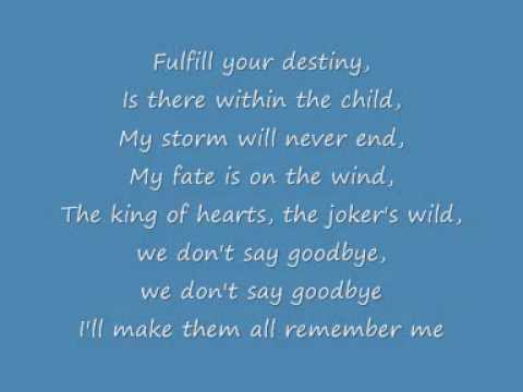 Celine Dion - Immortality (Lyrics)