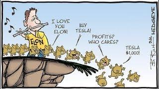 More Tesla Motors Bulls Flip on Elon Musk & The Company