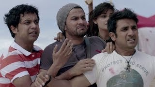 Kunal Khemu & His Friends Are Surrounded By Zombies - Go Goa Gone