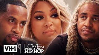 Story Time: A1, Lyrica & Safaree That's The Homie | Love & Hip Hop: Hollywood