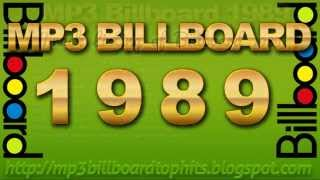 mp3 BILLBOARD 1989 TOP Hits mp3 BILLBOARD 1989