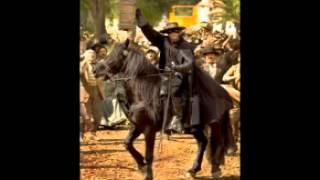 Musique Film - La Legende De Zorro 2005 ( Antonio Banderas ).Diamant Noir