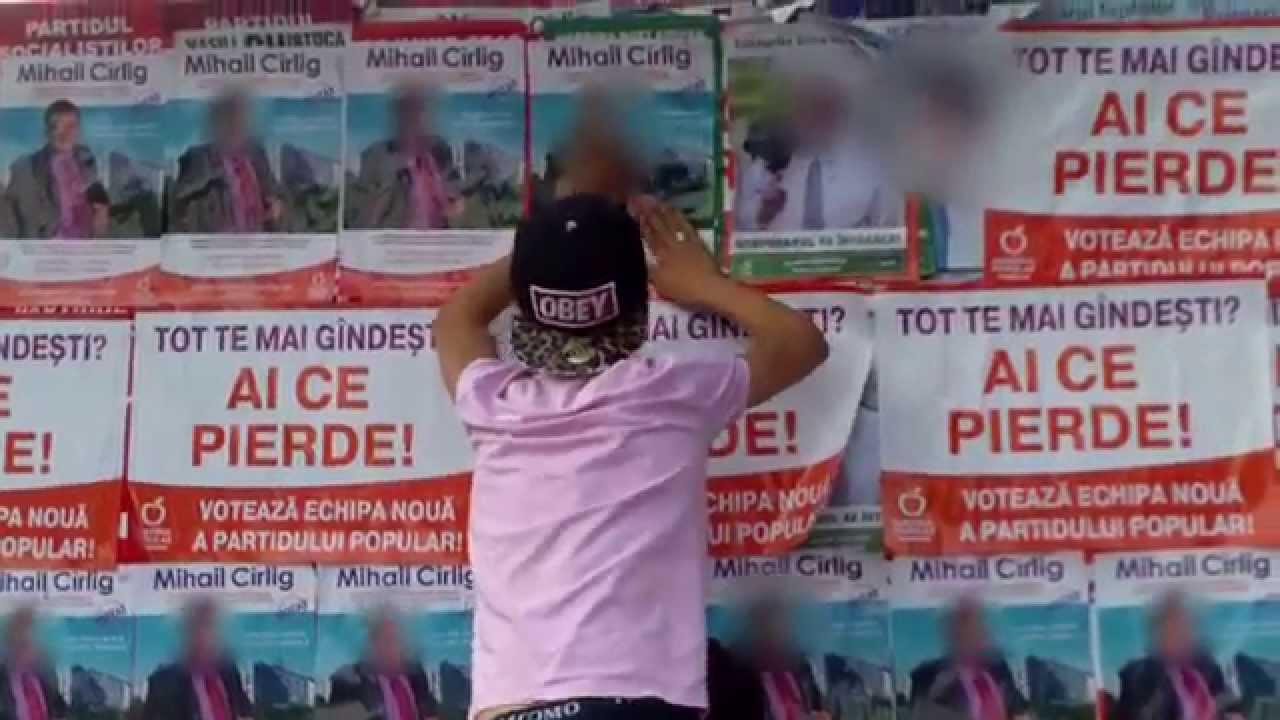 Unii folosesc munca minorilor pentru campanie electorală
