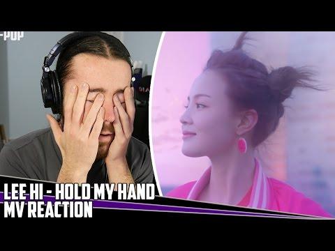 Lee Hi(이하이) - Hold My Hand(손잡아 줘요) | MV Reaction/Review