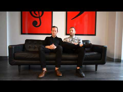 Chase & Status 'Brand New Machine' - Exclusive Interview Part 2