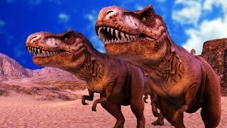 IT'S TIME FOR T-REX | Ultimate Epic Battle Simulator #7