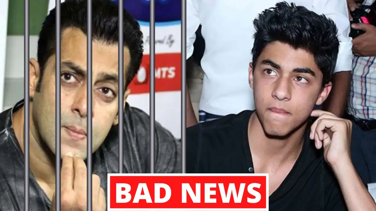 Salman Khan Is In BIG Trouble Because Of Aryan Khan