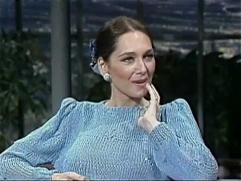 Suzanne Pleshette on The Tonight  with Johnny Carson 1982