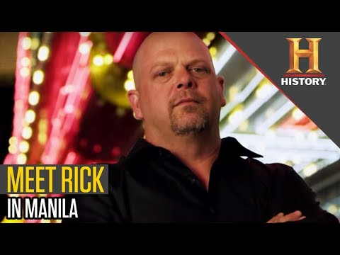 Be Rick's Buddy (Pawn Stars) in Manila! | HISTORY Con PH