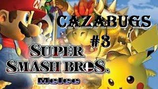 Video CazaBugs #3 - Super Smash Bros. Melee download MP3, 3GP, MP4, WEBM, AVI, FLV Desember 2017