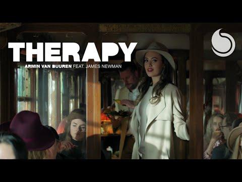 Armin Van Buuren Ft. James Newman - Therapy (Official Music Video)