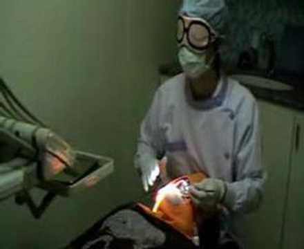 PANASONIC VIERA MARATHON-Dentist