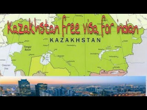 Kazakhstan free visa for indian || Documents required || All information