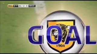 El Hadji Baye Oumar Niasse Goal Hull City vs Manchester United 2-1 26.01.2017