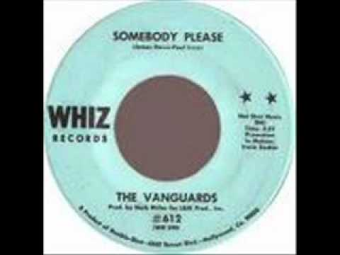 Somebody Please (long version) - Vanguards