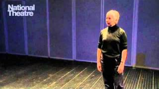 National Theatre: Voice Work with Jeannette Nelson