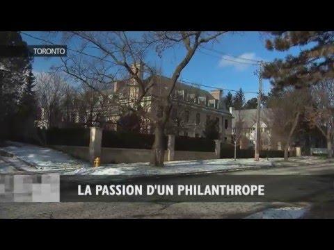 PIERRE LASSONDE : PHILANTHROPE