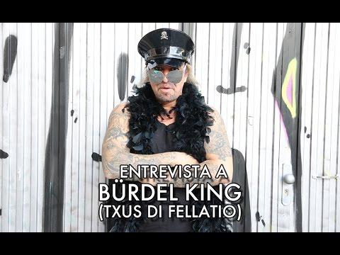 Entrevista a Bürdel King (Txus Di Fellatio)