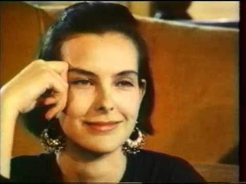 Cinéma Cinémas - Carole Bouquet - 1989
