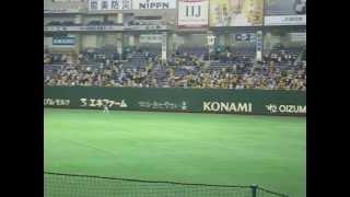 2012/3/26対アスレチックス戦.