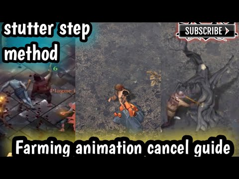 Grim Soul Combat And Farming Animation Cancel Guide