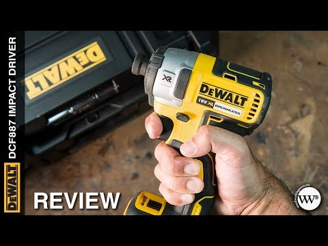 DEWALT DCF887 Brushless Impact Driver Review