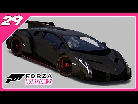 Forza Horizon 2 - #29 - Finalmente Lamborghini Veneno + Fail   [Xbox One]
