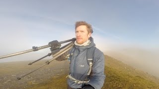 Landscape Photography on Location: Hiking Blencathra & Sharp Edge. Adventure Photo Vlog.