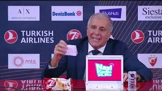 Željko Obradović O Neuspehu Srbije na Svetskom Prvenstvu   SPORT KLUB KOŠARKA