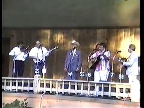 Bill Monroe and The Nashville Bluegrass Band