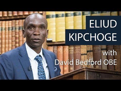Eliud Kipchoge & David Bedford | Full Address and Q&A | Oxford Union