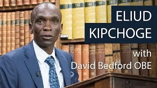 Eliud Kipchoge & David Bedford | Full Address and Q&A | Oxford Union