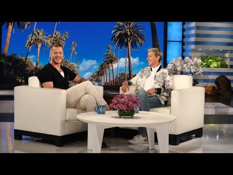 Megan - Dan Reynolds opens up to Ellen about his divorce