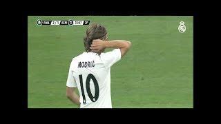 Luka Modric vs AC Milan (11/08/2018) 1080i