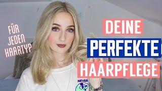 DIESE HAARPFLEGE IST PERFEKT FÜR DICH! Passende Haarpflege für JEDEN Haartyp / Tipps vom Friseur