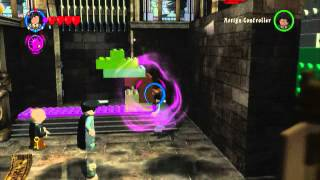 Lego Harry Potter Years 1-4 Walkthrough- Potion Class