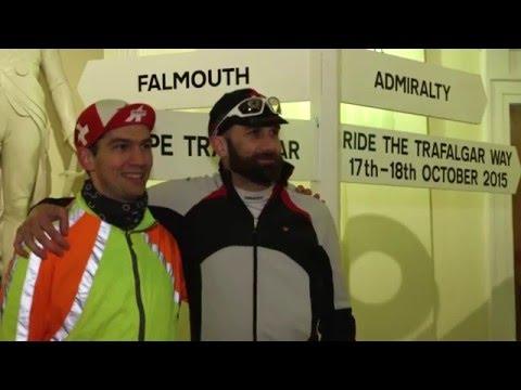 Ride the Trafalgar Way - Victory with Jon and Ben