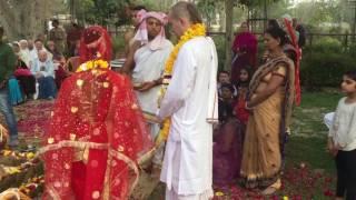 Индийская свадьба. Виваха ягья