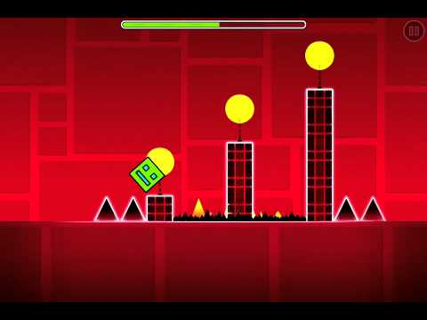 Geometry Dash Lite: Dry out Gameplay + Soundtrack