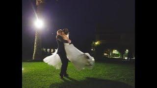 Андрей и Светлана, свадьба в Испании (видео Светлана Чаусова ). Mas Falet Wedding Place.