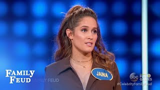 DON'T MISS Celebrity Family Feud THIS SUNDAY AT 8|7c ON ABC with Gr...