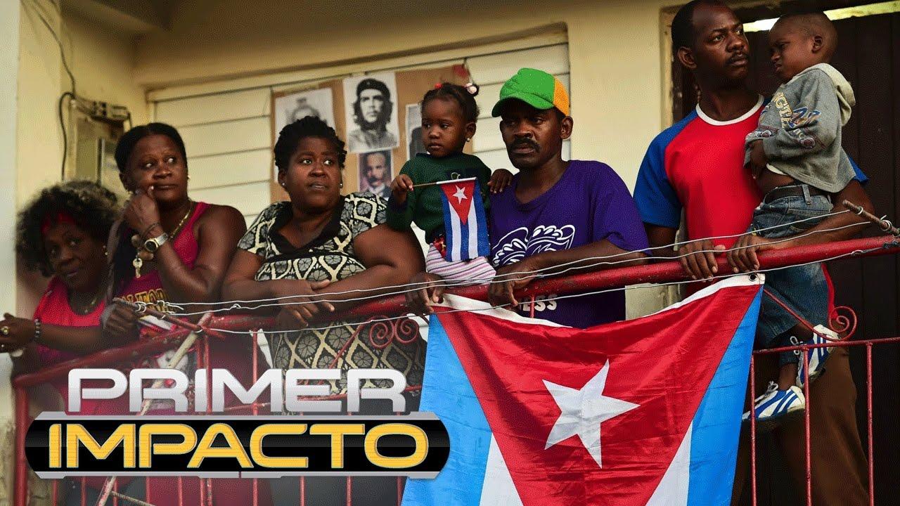 Qué pasa ahora con los cubanos en México y Centroamérica que no ...