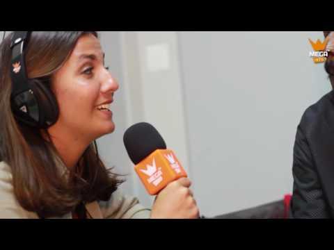 Mega Hits - Entrevista Seu Jorge| MSW2016