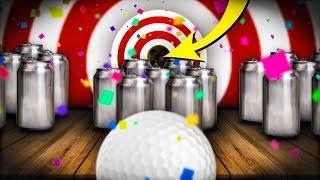 CARNIVAL MINI GAMES IN MINI GOLF! (Golf It!)