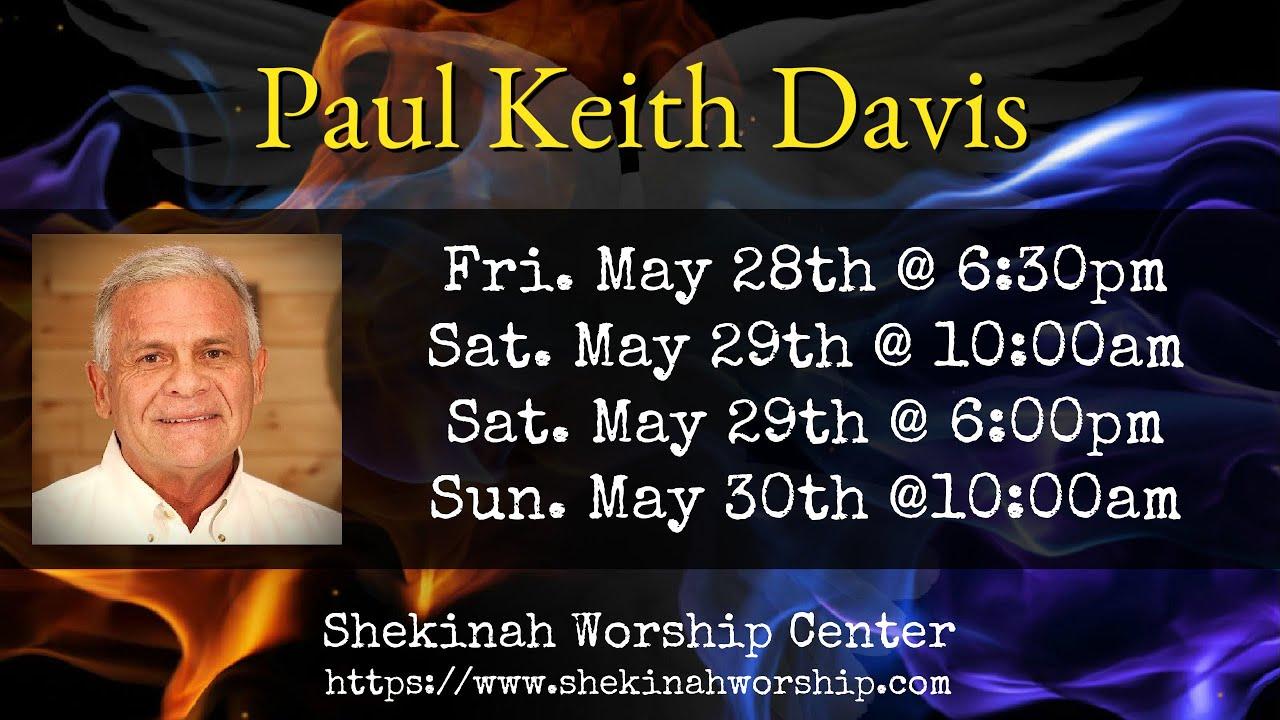 Paul Keith Davis - SESSION 3