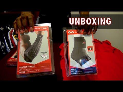 Shamon unboxing the Adidas adizero ankle brace from YouTube · Duration:  6 minutes 9 seconds