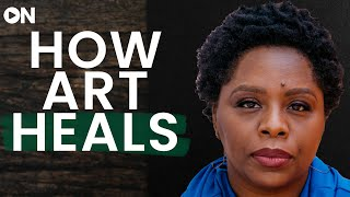 Patrisse Cullors On: How To Use Your Art To Heal Your Emotions & Make An Impact On The World